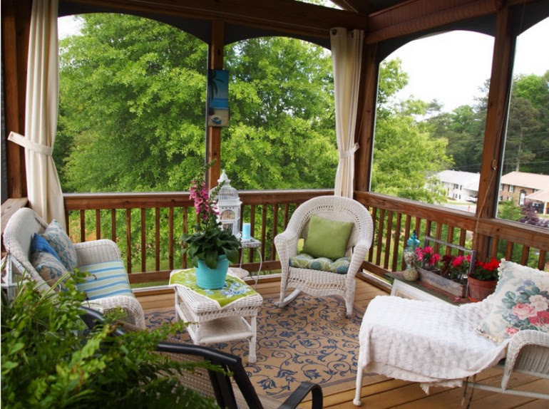 9 Awesome Spring Design Ideas For Your Front Porch