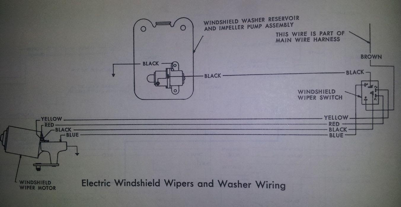Amc Wiring Harnes Diagram