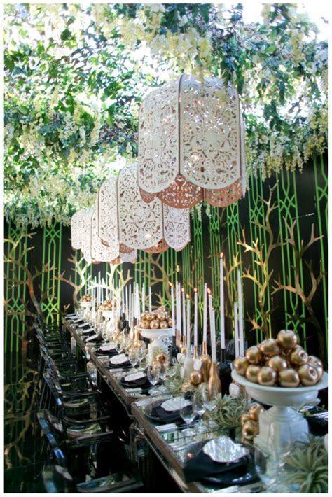 Tablescape Garden   pink #country rose wedding