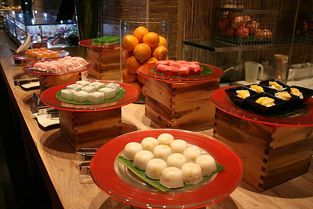 Thai, Peranakan and South-east Asian Desserts
