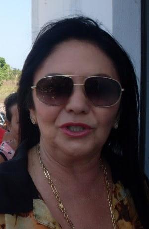Prefeita Tina Monteles