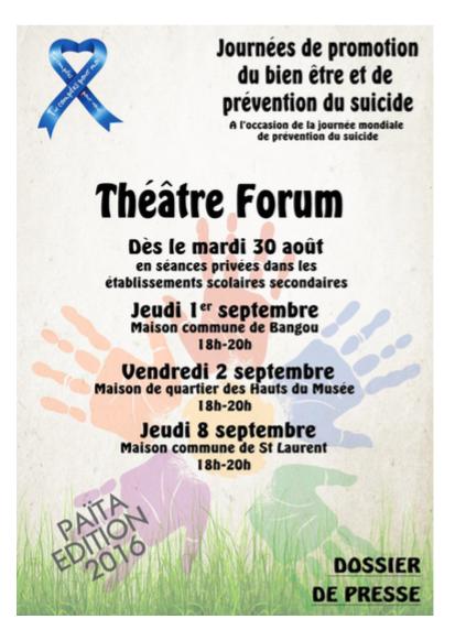 Promotion du Bien-être et Prévention du Suicide
