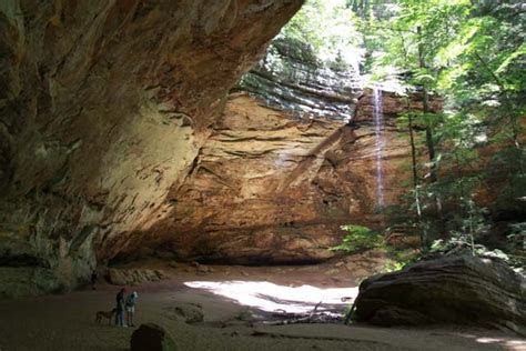 Hocking Hills State Park Hiking Guide