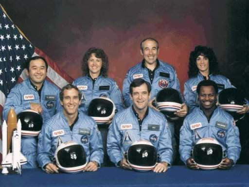 Astronautas Challenger