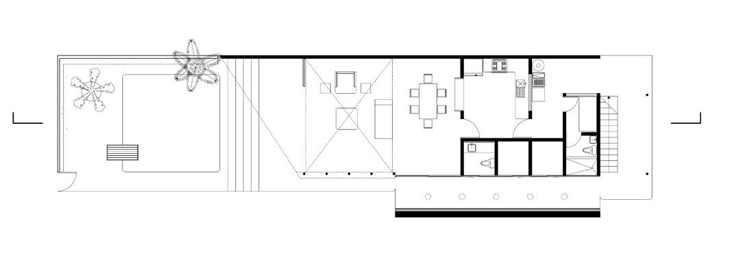 house,Casa Suntro - Jorge Hernandez de la Garza