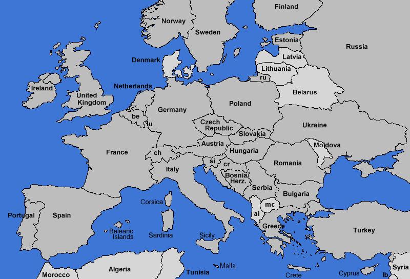 show austria on world map World Map Europe Map Plancha show austria on world map