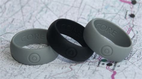 Silicone Rings, Shop Our Range of Silicone Wedding Bands