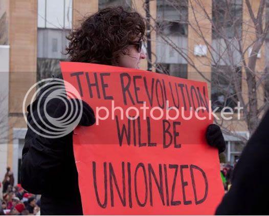 Revolution Unionized