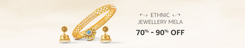 Festive Jewellery Min 70% off