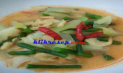 Resep Masakan Sayur Sederhana Dan Praktis Sehari Hari