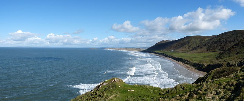 26898 - Rhossili Beach, Gower