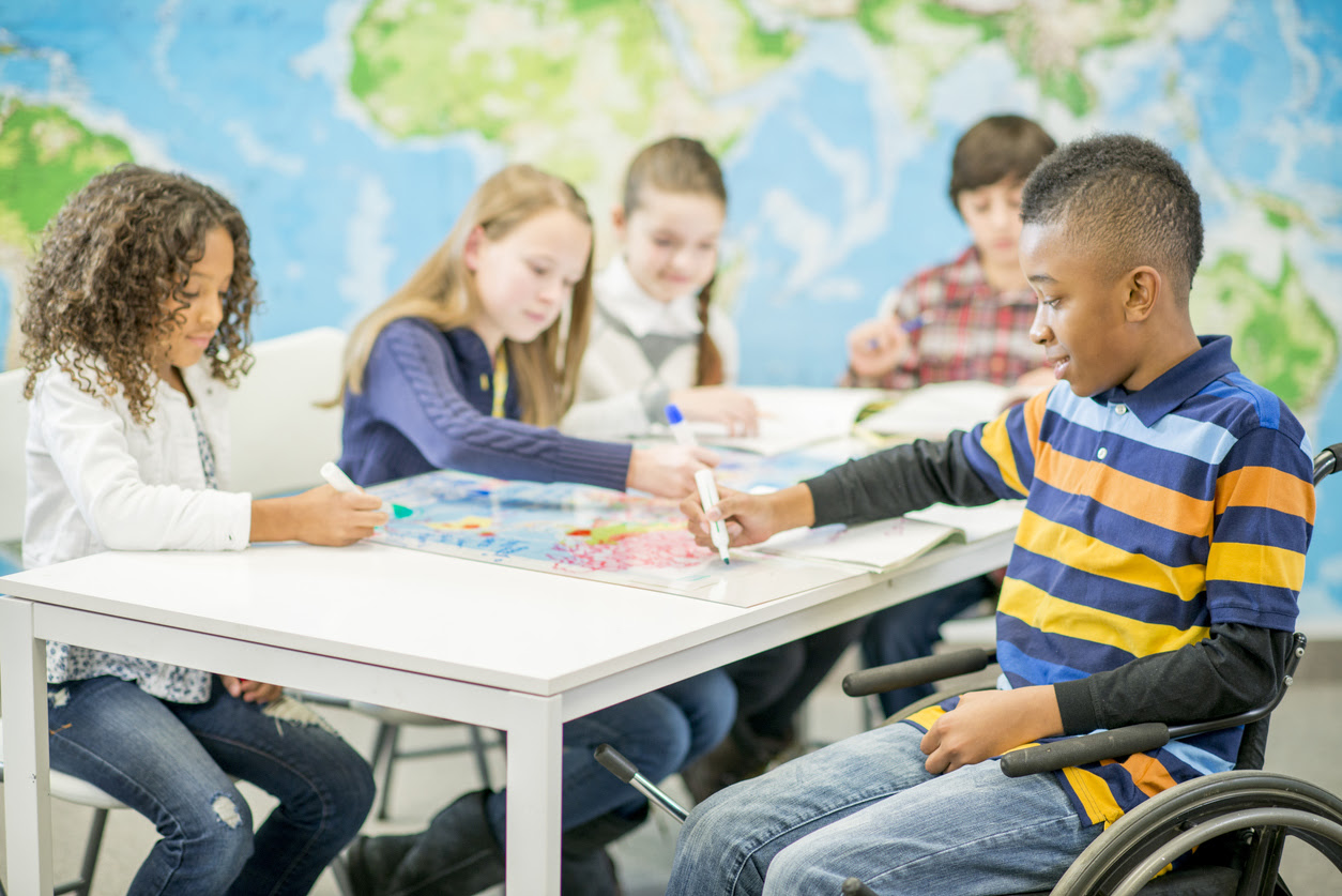 8 Tips for Introducing a Student with Disabilities to a General Education Classroom