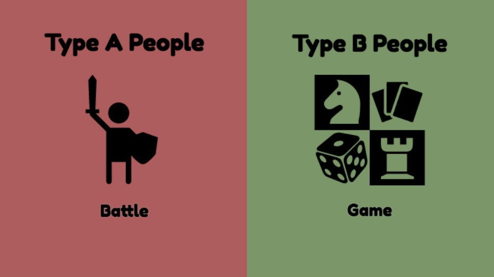 8 Illustrations Capturing The Differences Between Type A