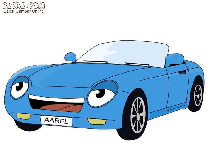 67 Gambar Mobil Bagus Kartun HD Terbaik