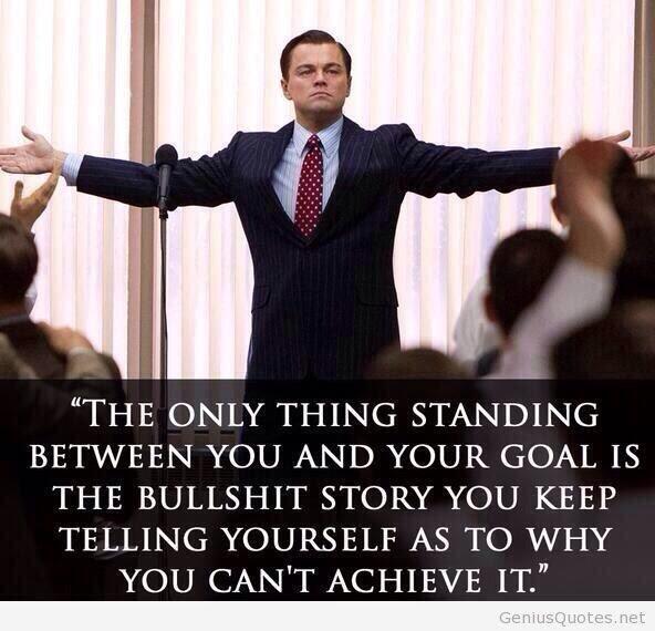 Leonardo Di Caprio O Lobo De Wall Street The Wolf Of Wall Street
