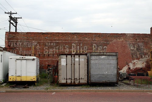 smith's bile beans ghost sign