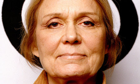 Gloria Steinem, feminist writer