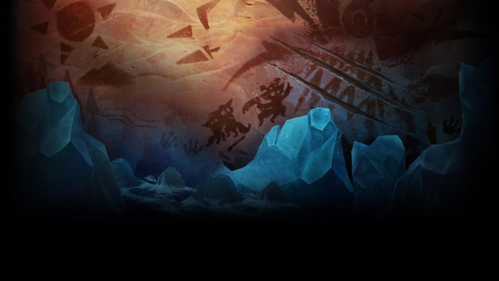 Gnar Teaser Background League Of Legends Wallpapers