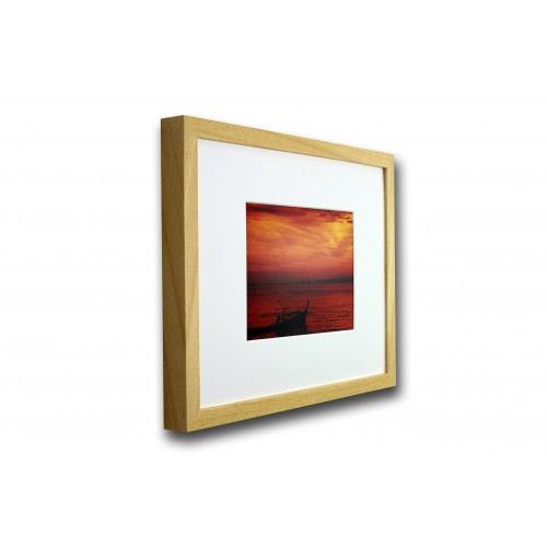 6x9 Natural Liddington Photo Picture Frame