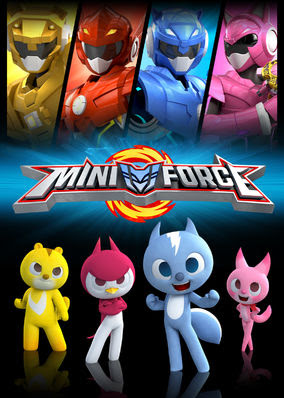 Miniforce - Season 1