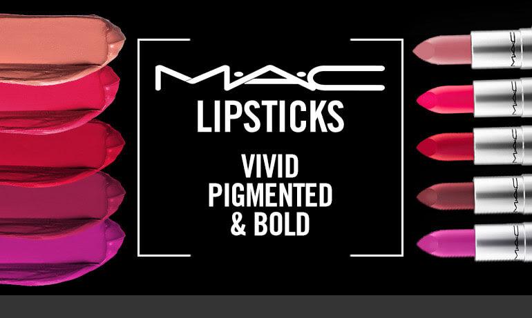 Mac Lustre Lipstick Syrup