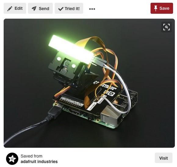 18 Pimoroni Pan Tilt HAT for Raspberry Pi without pan tilt module Raspberry Pi Pinterest