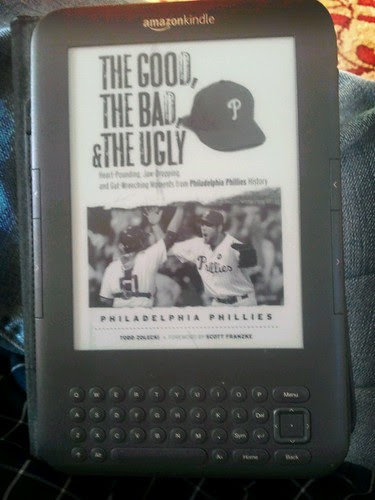 April 1: The First Book I Finished on my Kindle