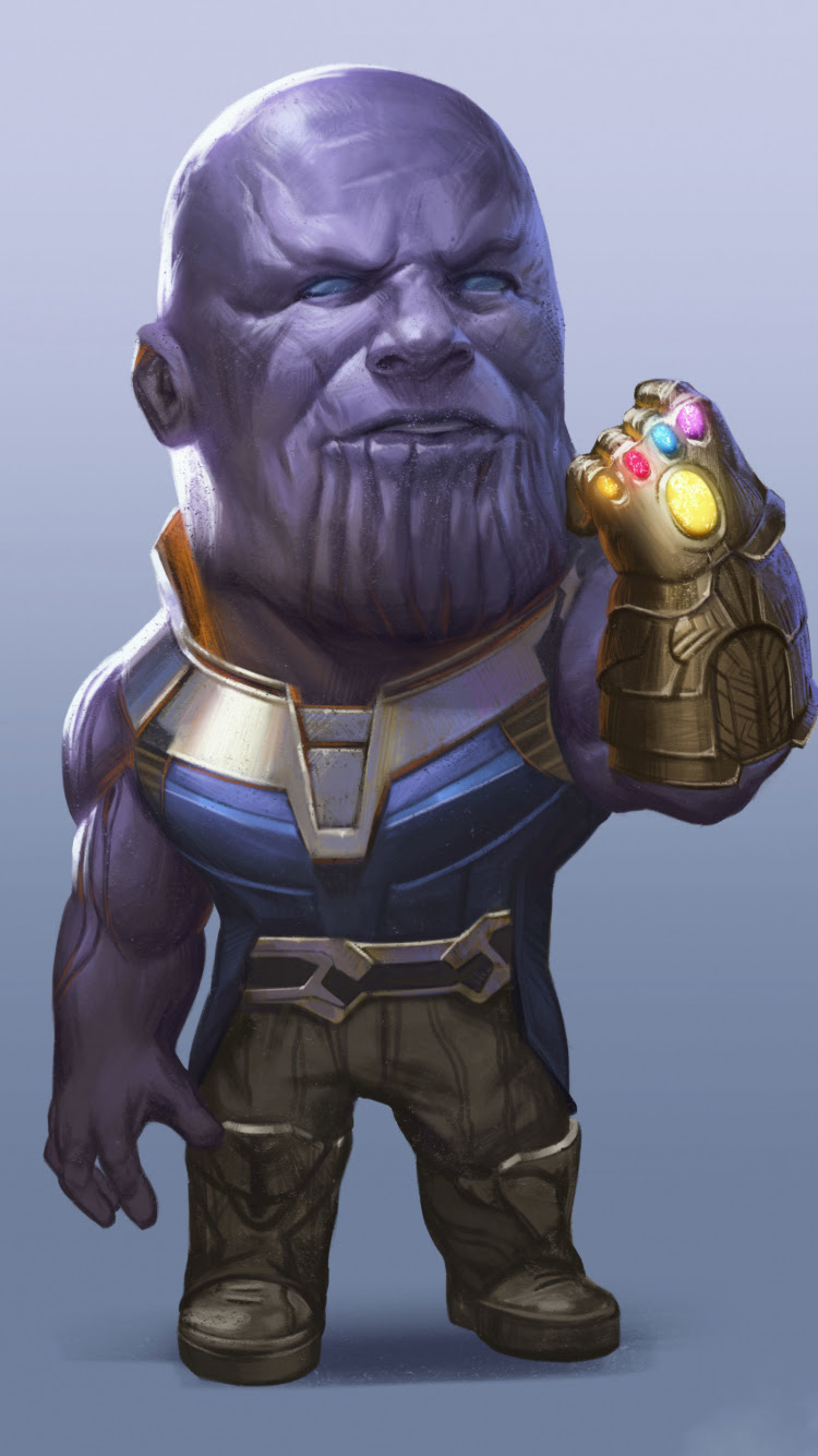 Avenger Infinity War Thanos Wallpaper