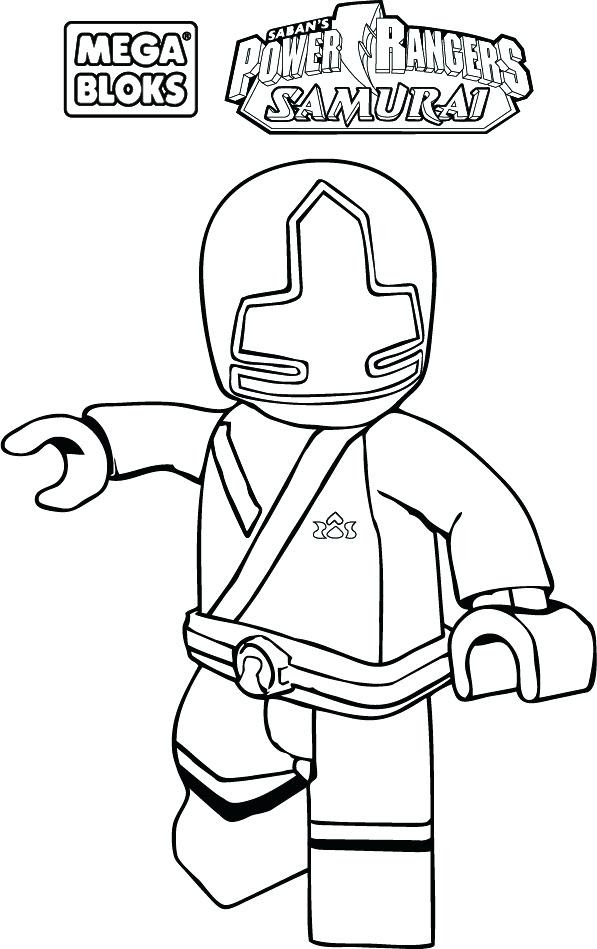 Power Rangers Jungle Fury Coloring Pages At Getdrawingscom Free