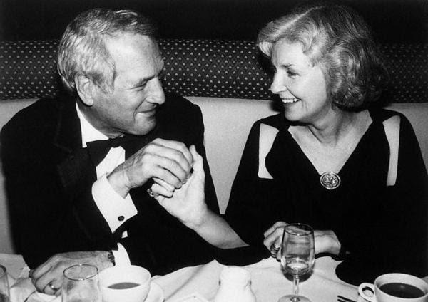 Paul Newman y Joanne Woodward 4