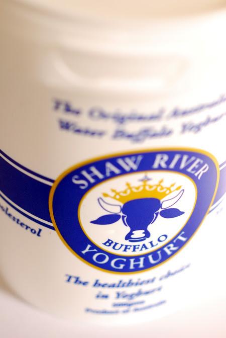 shaw river buffalo yoghurt©