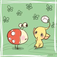 ピクミンとか イラストレーター Momochy オフィシャルブログ 桃の宝石箱