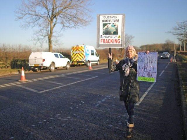 Construction Begins At Lancashire Fracking Site