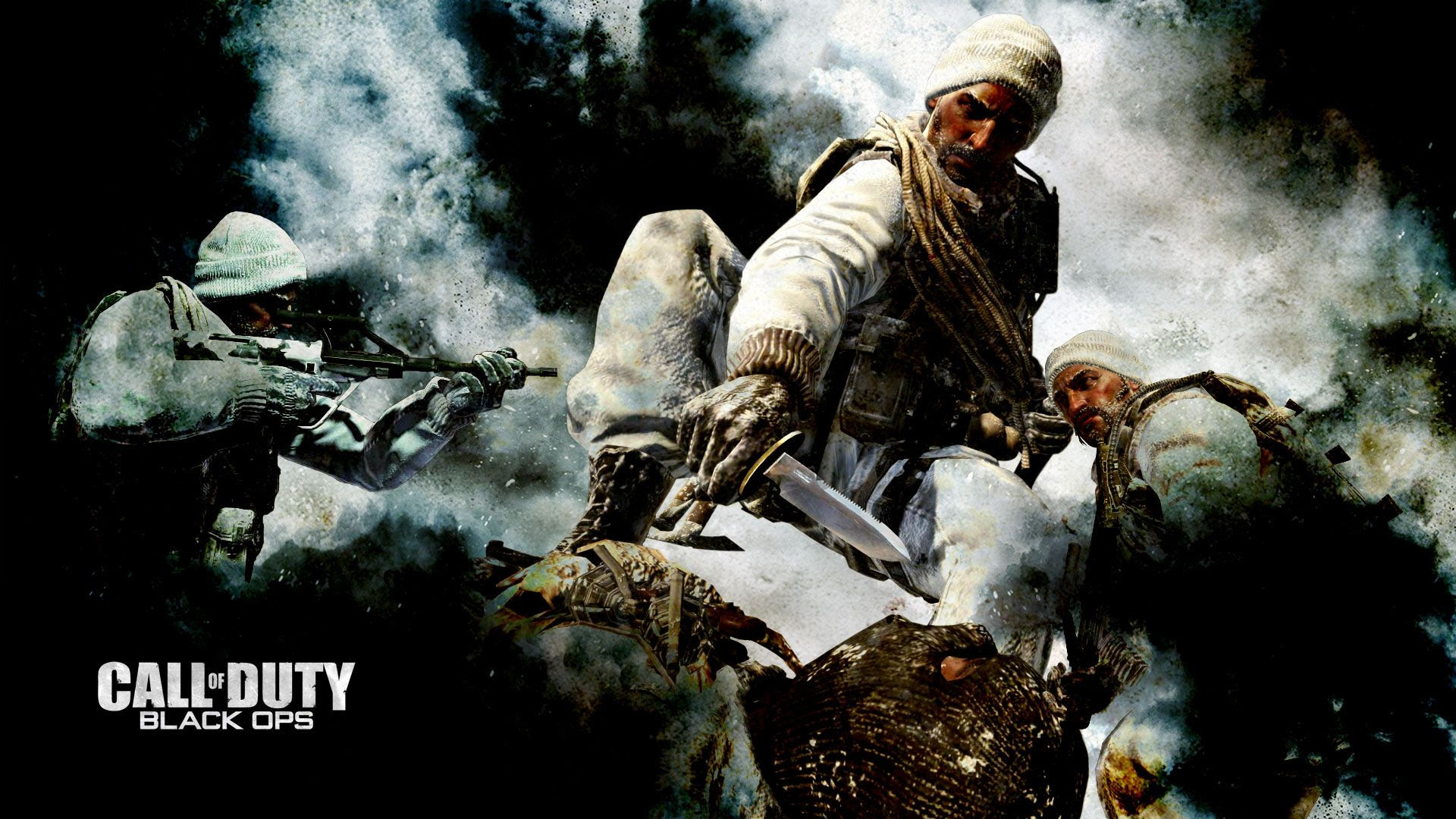 Download Call Of Duty Legends Of War Hd Wallpaper
