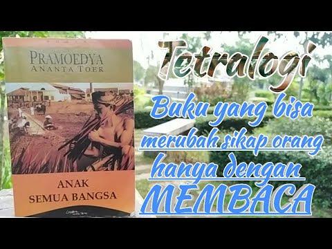 REVIEW BUKU || PRAMOEDYA ANANTA TOER || ANAK SEMUA BANGSA || SERI 2