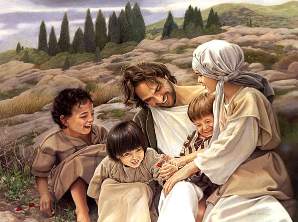 images of jesus for children
