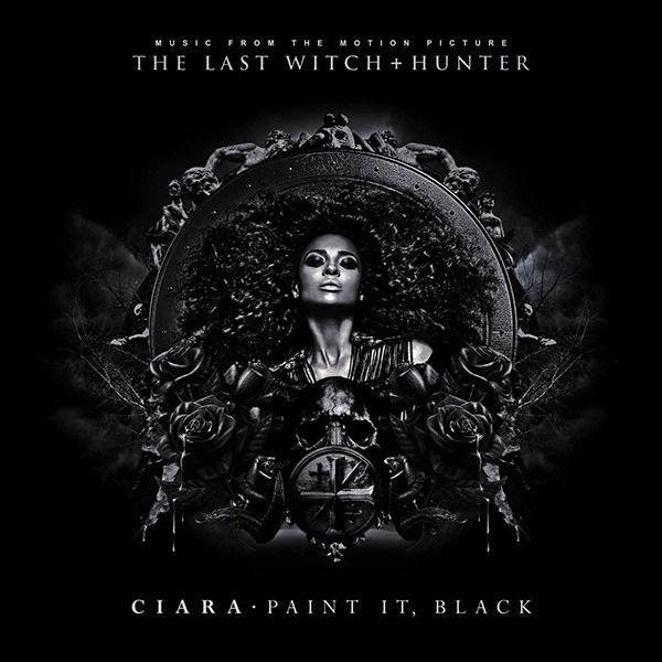 Ciara : Paint It, Black (Single Cover) photo ciara-paint-it-black.jpg