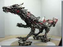Scrap Metal Beasts