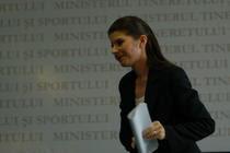 Monica Ridzi a demisionat
