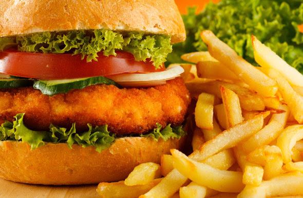 Resultado de imagem para Não comer alimentos fritos.