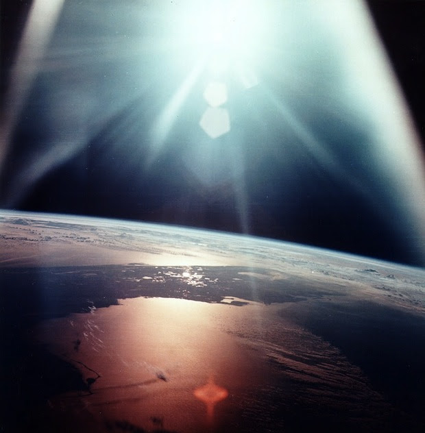 Incredible Online Gallery of High Res Film Scans from Every Apollo Mission apollo7 2
