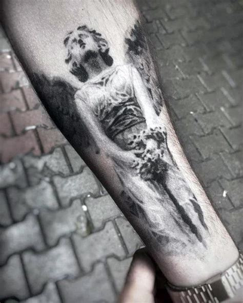 unique forearm tattoos men cool ink design ideas
