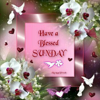 Have A Blessed Sunday Pictures Photos And Images For Facebook