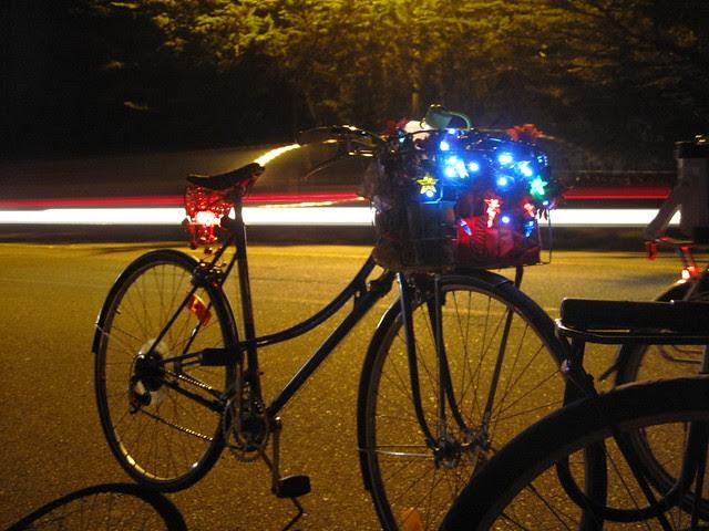 holiday spirit night riders