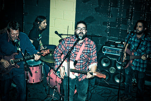 Wild Yaks, at Middle East - Downstairs