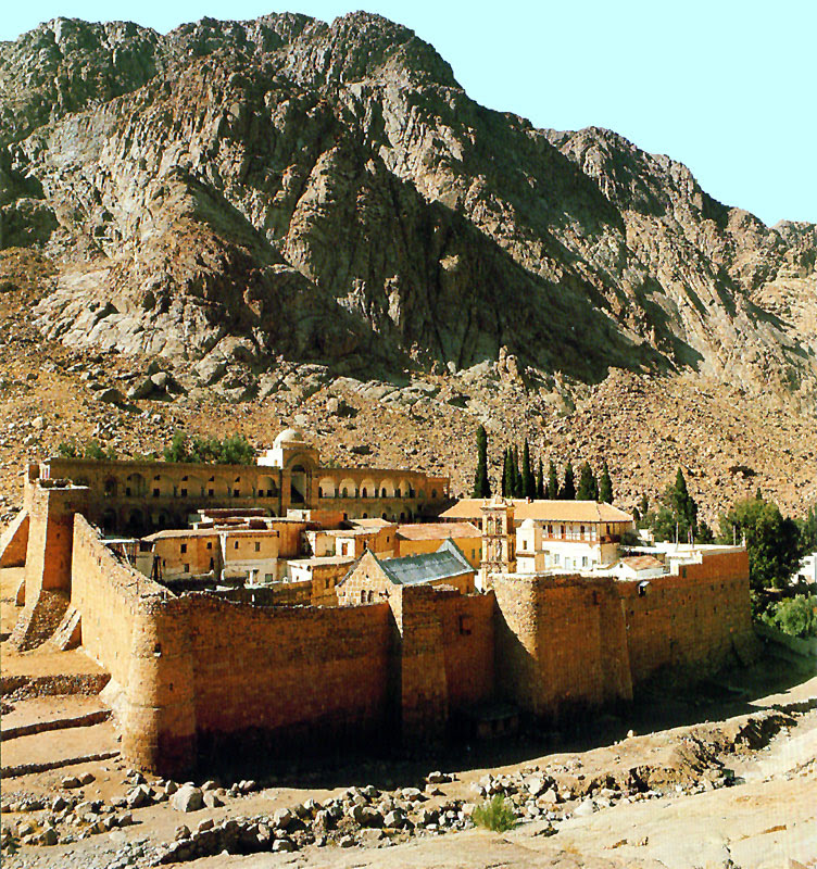 Image result for st catherine's monastery sinai