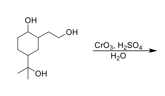 Cro3 H2so4 H2o Mechanism
