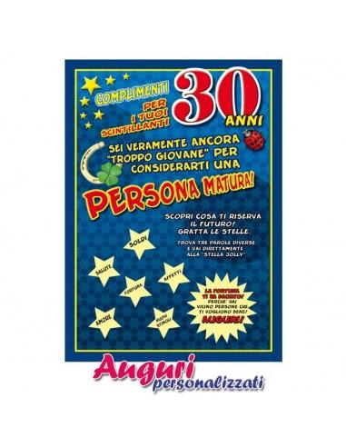 30 Compleanno Anni Auguri Di Frasi