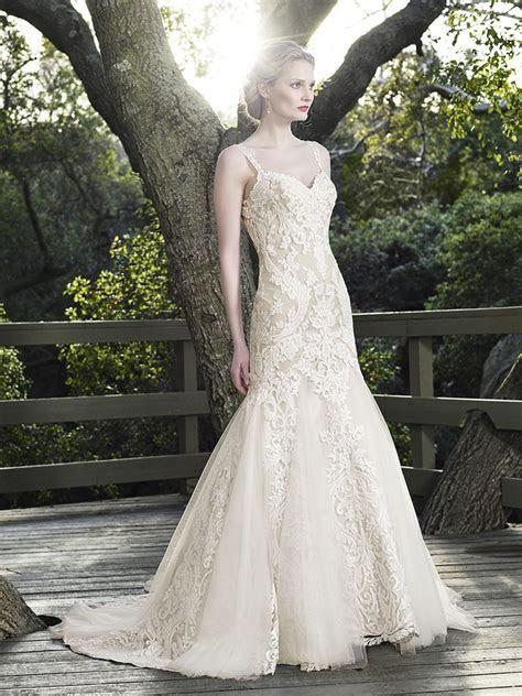 Extravagance: Fit & Flare   Elegant Bridals