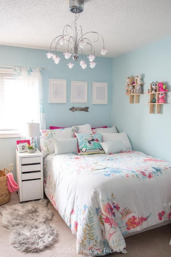 Ideas For Age Bedrooms Easy Craft